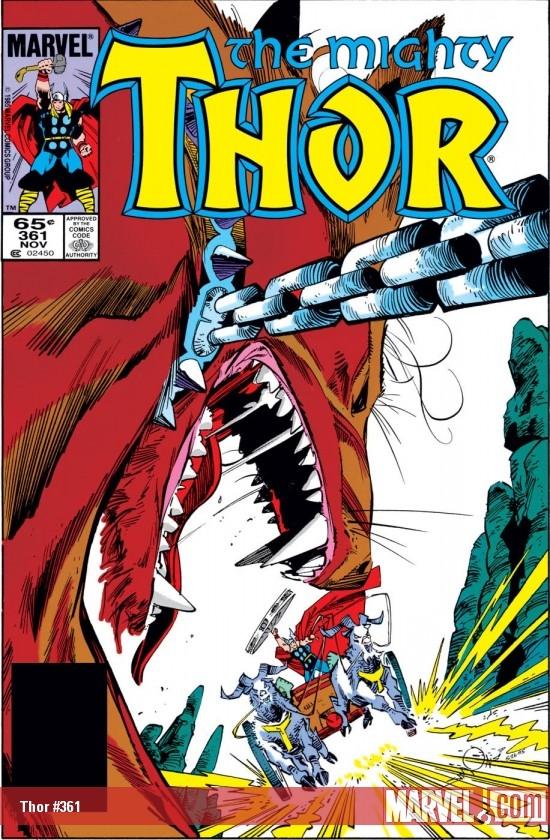 Thor (1966) #361