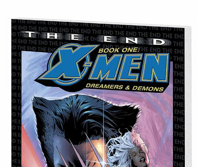 X-MEN: THE END BOOK ONE: DREAMERS & DEMONS COVER