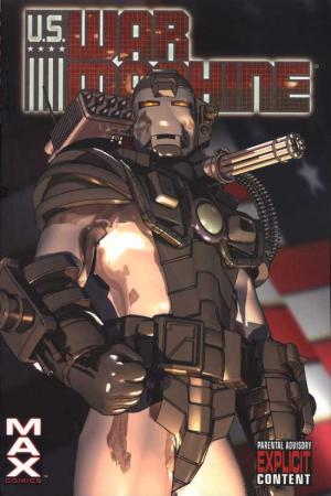 U.S. War Machine Vol. I (Trade Paperback)