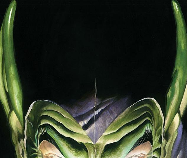 AMAZING SPIDER-MAN: GREEN GOBLIN BY ALEX ROSS POSTER #0