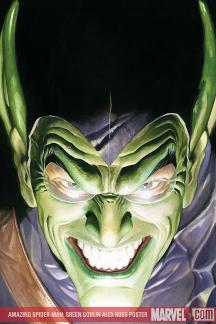 Amazing Spider-Man: Green Goblin by Alex Ross Poster (2008)