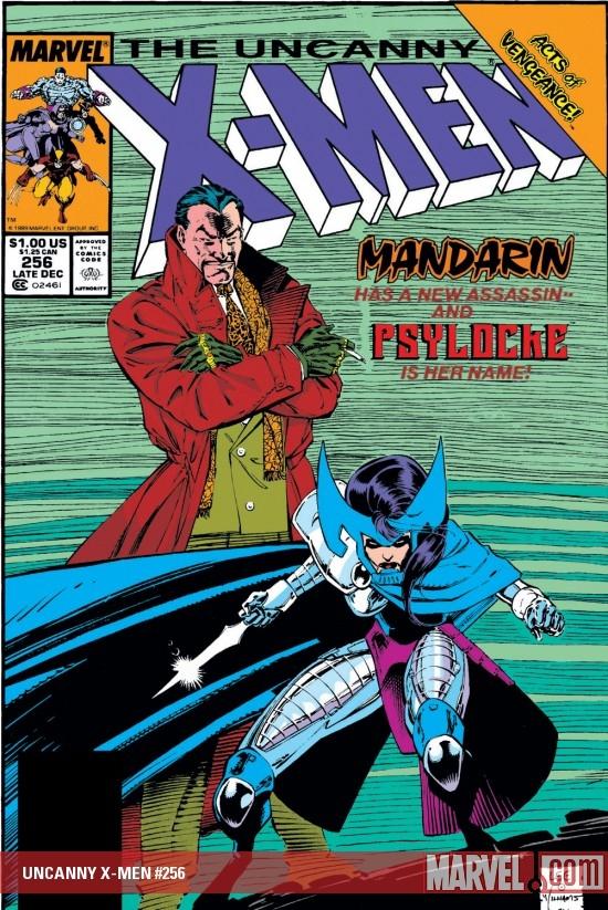 Uncanny X-Men (1963) #256