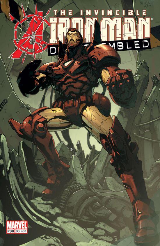Iron Man (1998) #86