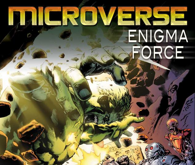 Microvese: Enigma Force #3