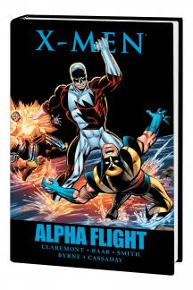 X-Men: Alpha Flight (Hardcover)