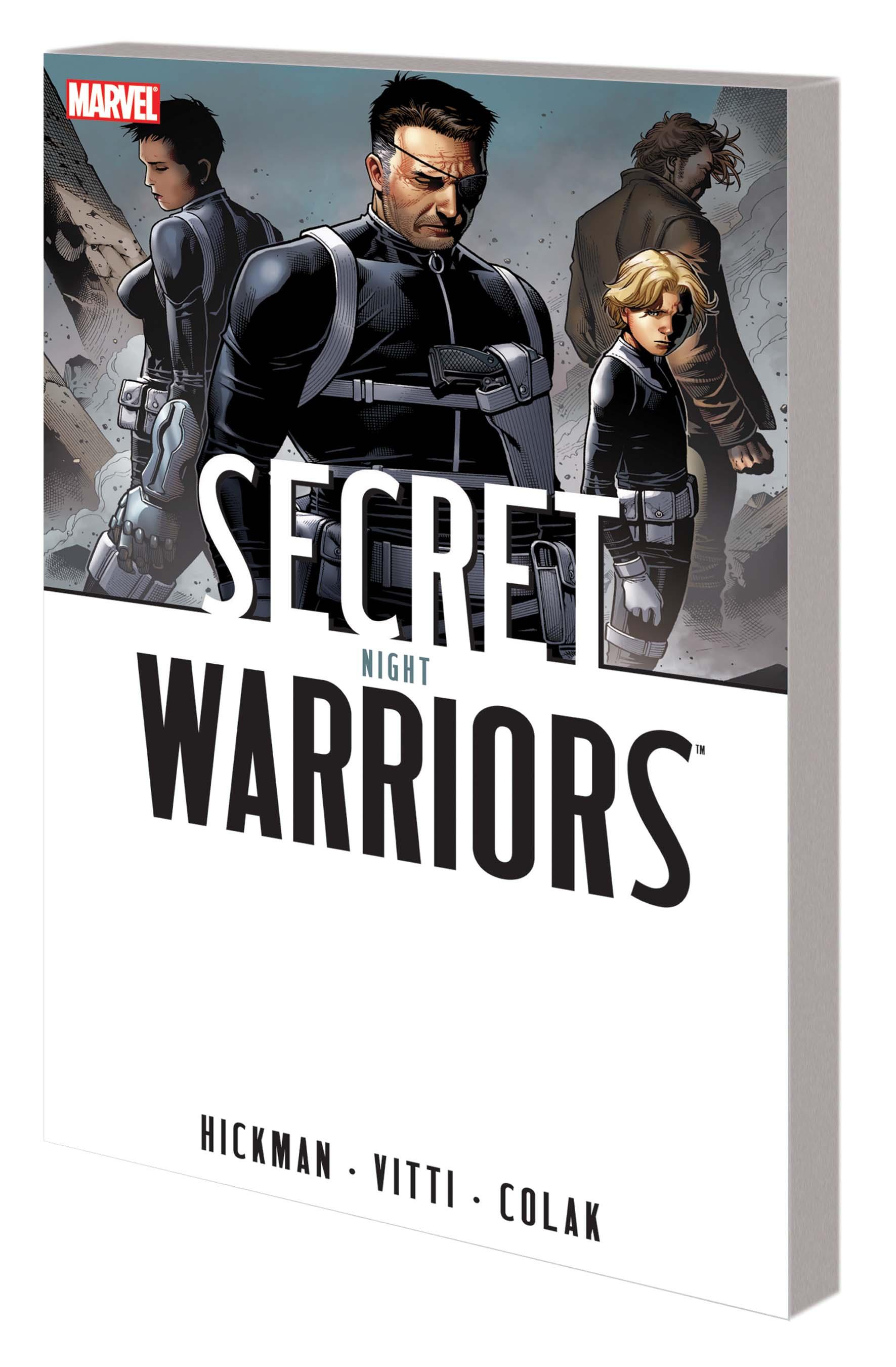 Secret Warriors Vol. 5 (Trade Paperback)