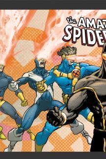 Amazing Spider-Man (1999) #661 (X-Men Art Variant)