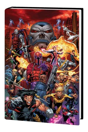 X-Men: Age of Apocalypse Omnibus (Hardcover)