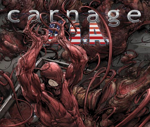 Carnage, U.S.A. (2011) #1 (2nd Printing Variant)