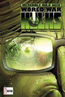 Incredible Hulks #610