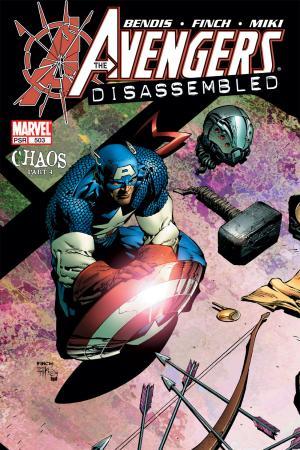Avengers #503
