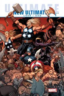 Ultimate Comics New Ultimates #1