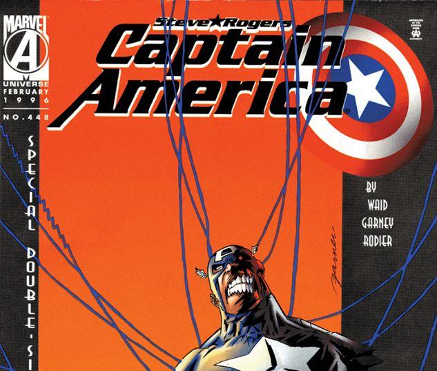 Captain America (1968) #448
