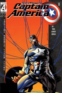 Captain America #448