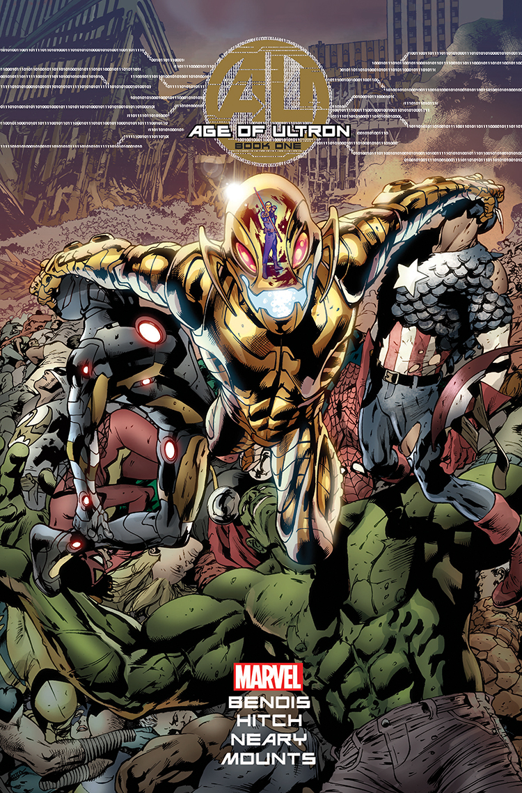 Age of Ultron (2013) #1