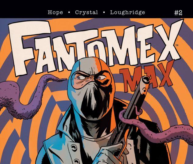 FANTOMEX MAX 2