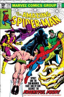 The Amazing Spider-Man (1963) #214