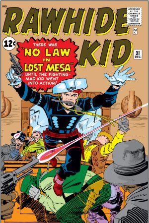 Rawhide Kid (1955) #31