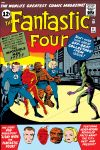Fantastic Four (1961) #11 Cover