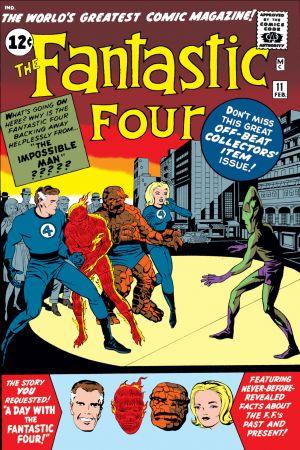 Fantastic Four (1961) #11