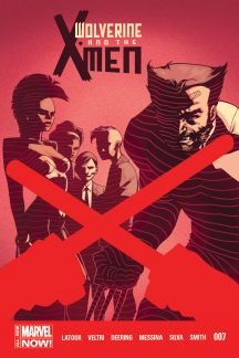 Wolverine & the X-Men #7