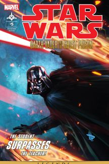 Star Wars: Darth Vader And The Ghost Prison (2012) #5