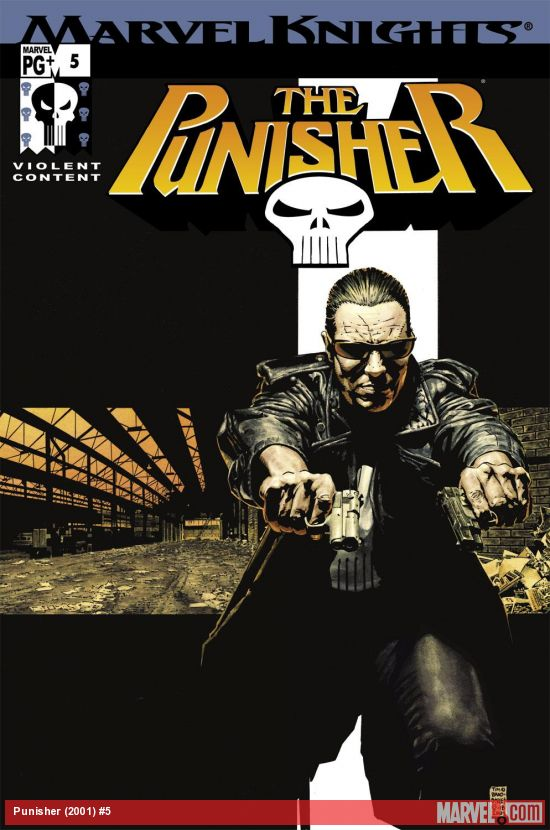 Punisher (2001) #5
