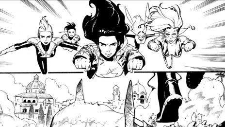 Marvel AR: Marguerite Bennett on A-Force #1