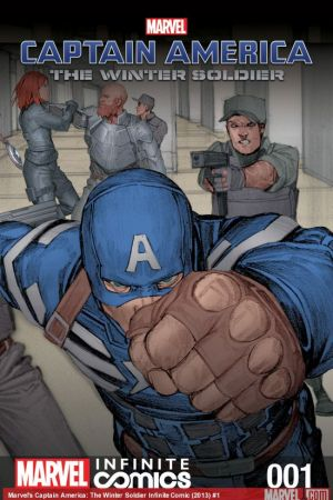 Marvel's Captain America: The Winter Soldier Prelude (2013)