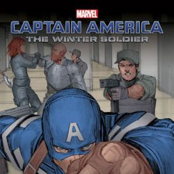 Marvel's Captain America: The Winter Soldier Infinite Comic (2013)