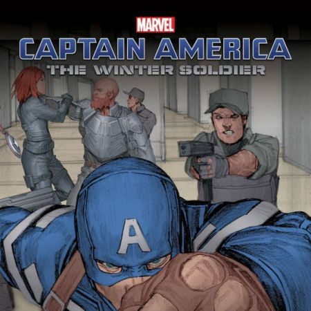 Marvel's Captain America: The Winter Soldier Infinite Comic (2013 - Present)