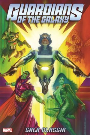 Guardians of the Galaxy Solo Classic Omnibus (Hardcover)