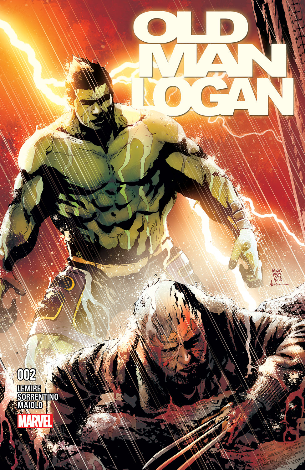 Old Man Logan (2016) #2