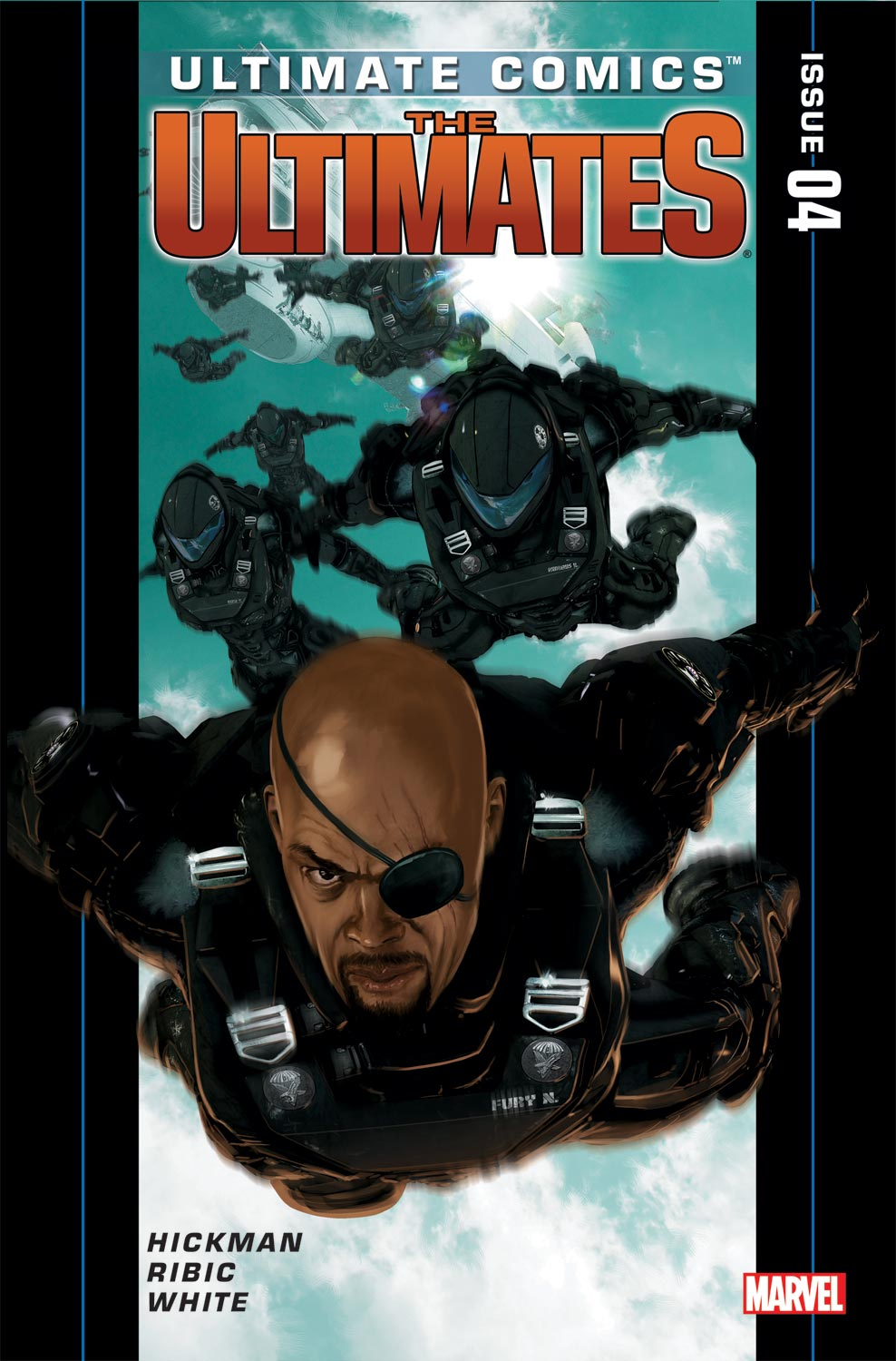 Ultimate Comics Ultimates  (2011) #4