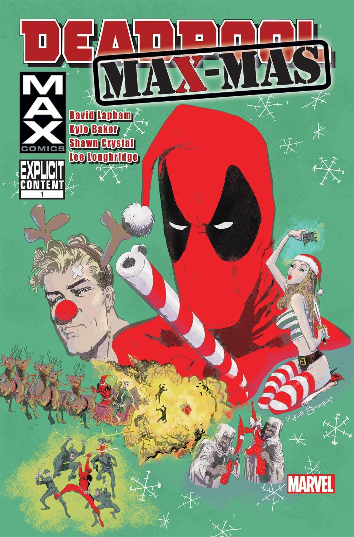 Deadpool Max X-Mas Special (2011) #1
