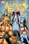 ALPHA FLIGHT (2004) #6 Cover