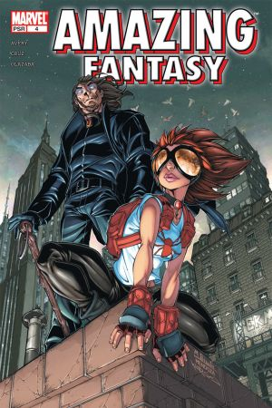 Amazing Fantasy #4