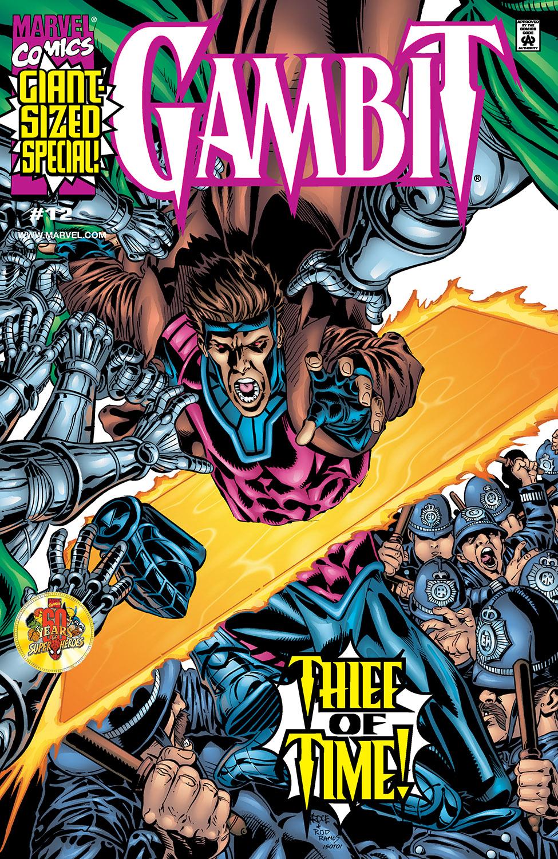 Gambit (1999) #12