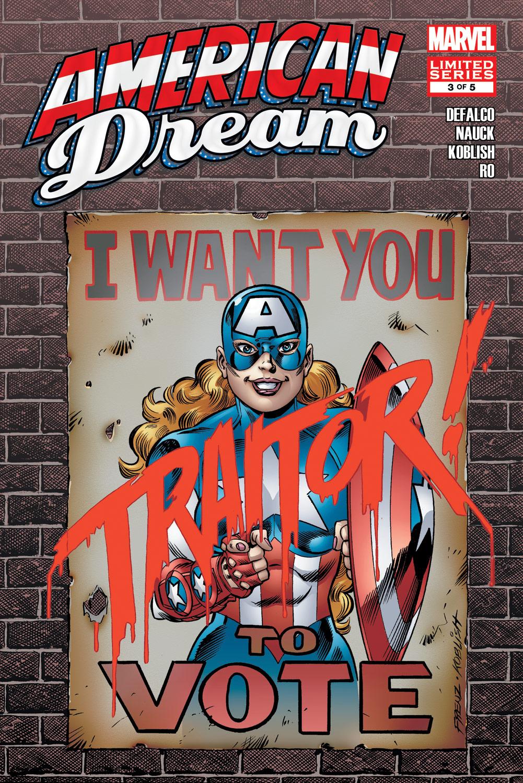 American Dream (2008) #3