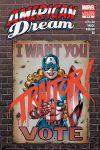 AMERICAN DREAM (2008) #3 Cover