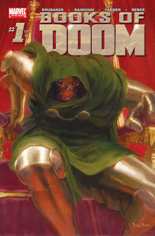 Books of Doom (2005) #1