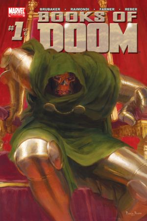 Books of Doom  #1