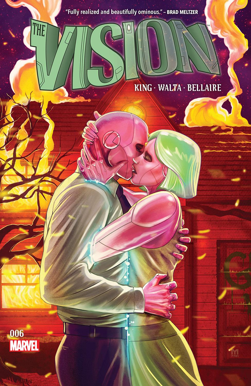Vision (2015) #6
