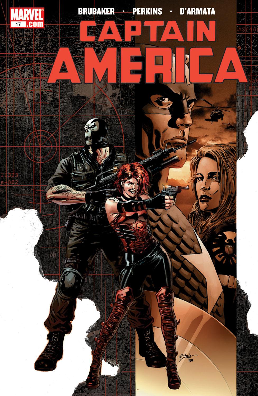 Captain America (2004) #17