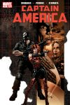 CAPTAIN AMERICA (2004) #17 Cover