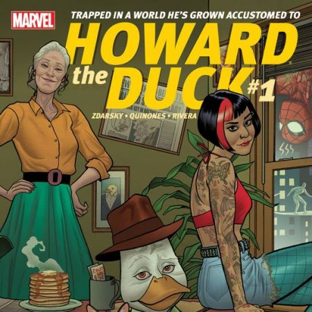 Howard the Duck (2015 - 2016)