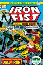 Iron Fist (1975) #1 cover