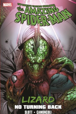 SPIDER-MAN: LIZARD - NO TURNING BACK (Trade Paperback)
