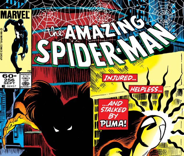 Amazing Spider-Man (1963) #256