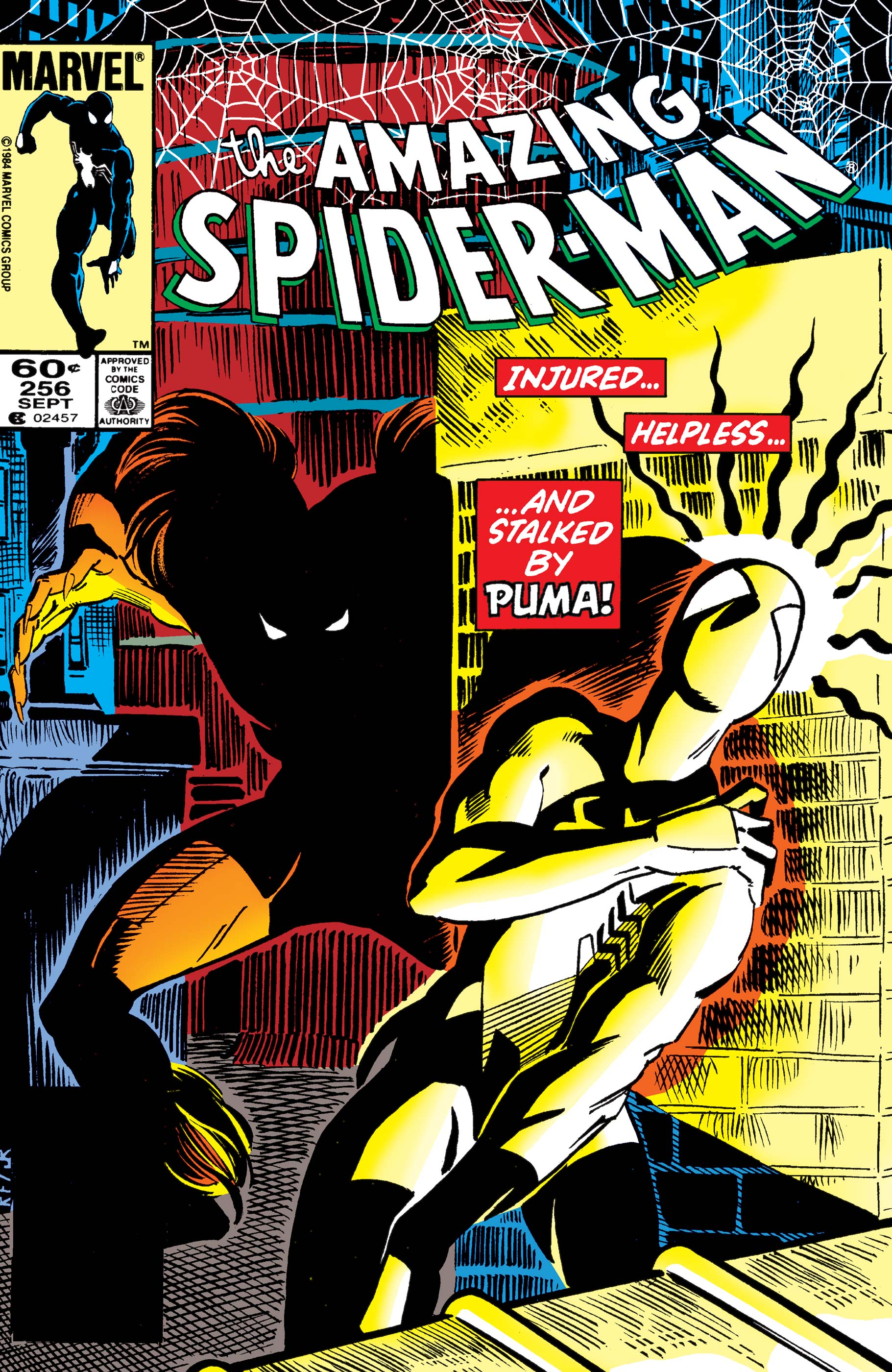 The Amazing Spider-Man (1963) #256